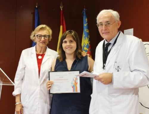 Una doctora del Hospital de la Ribera, elegida mejor residente de la provincia de Valencia