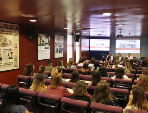 El Hospital de Alzira da la bienvenida a medio centenar de estudiantes de ciclos formativos en prácticas