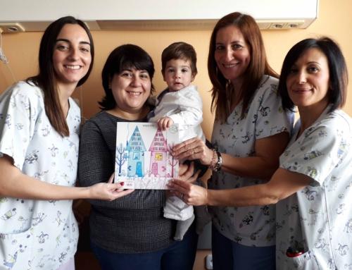 El Hospital de la Ribera se suma a la celebración del Día Internacional del Libro