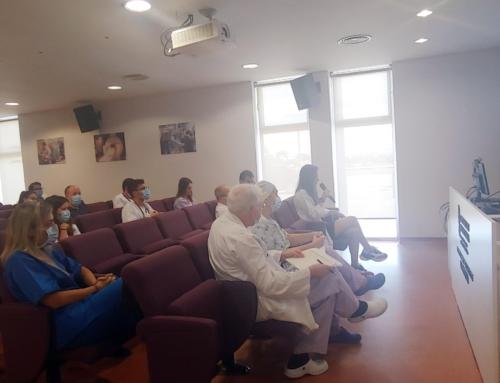 El Hospital Universitario de la Ribera celebra su Jornada de Puertas Abiertas para Residentes