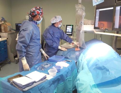 El Hospital de Alzira mejora la seguridad y calidad de vida de los pacientes con tratamientos intravenosos largos