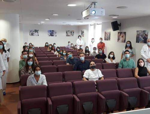 El Departamento de Salud de la Ribera da la bienvenida a sus 30 nuevos residentes