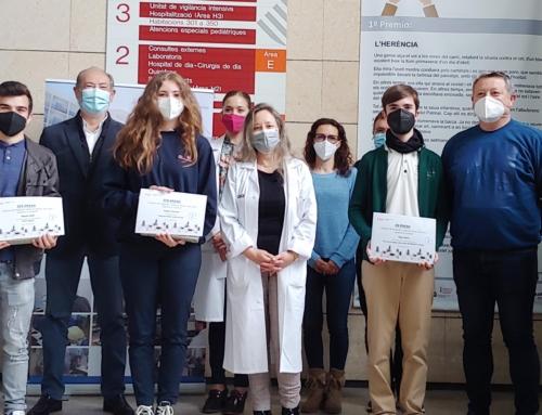 """El Departamento de Salud de la Ribera entrega los premios del I Concurso de Fotografía """"Fotosalud"""" dirigido a los escolares de la comarca"""
