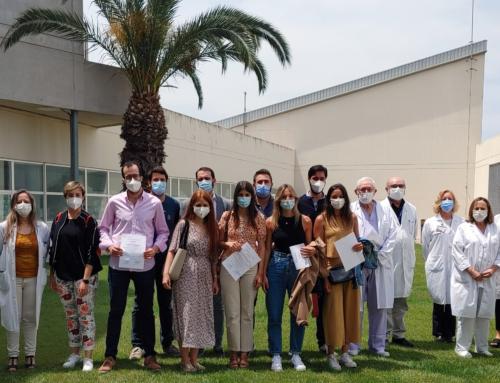 20 residentes completan su formación sanitaria especializada en el Departamento de Salud de la Ribera